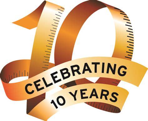 10th anniversary 10th anniversary