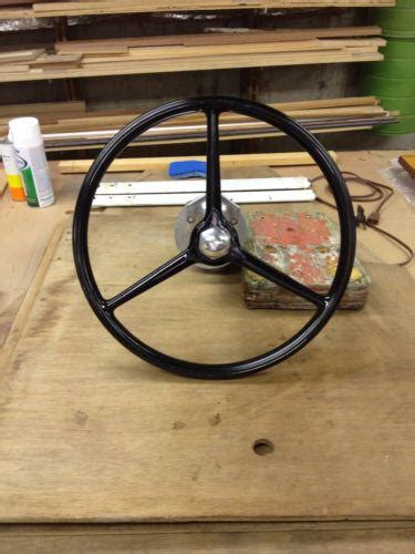 Boat Steering Wheel Location by Purchase Vintage Boat Steering Wheel By Sheller Motorcycle