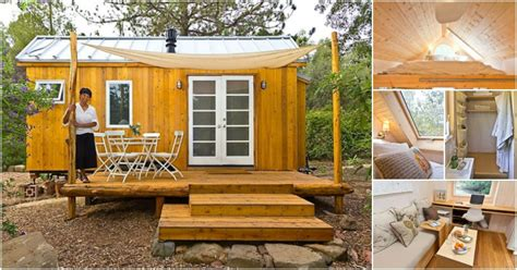 Eco-friendly Builder Designs Beautiful 220 Square Foot