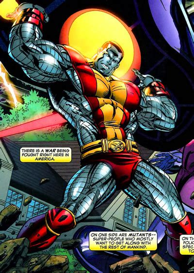 ares  colossus battles comic vine