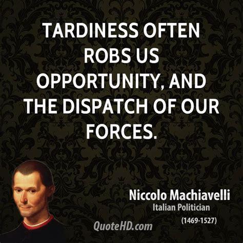 Niccolo Machiavelli Quotes Quotesgram