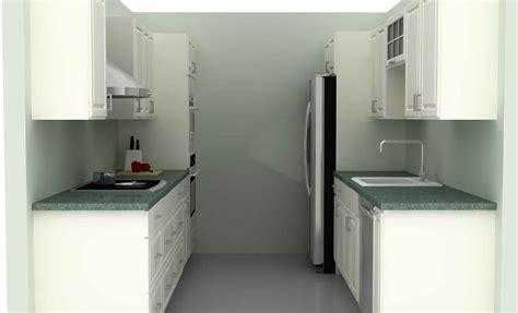 small parallel kitchen design kitchen parallel ziyko 5538