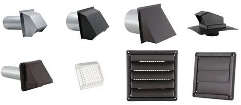 Different Types Of Wall Vents Available At Famco