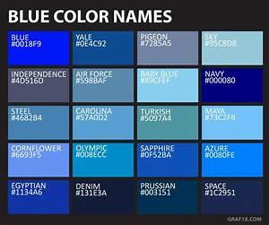 blue color names | NGO interior in 2019 | Colores, Color ...