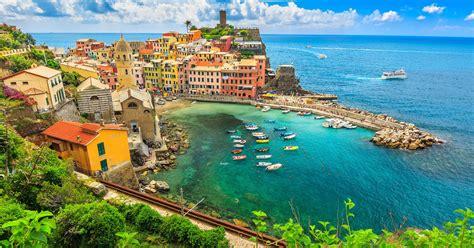 Breathtaking Photos Of Italys Cinque Terre