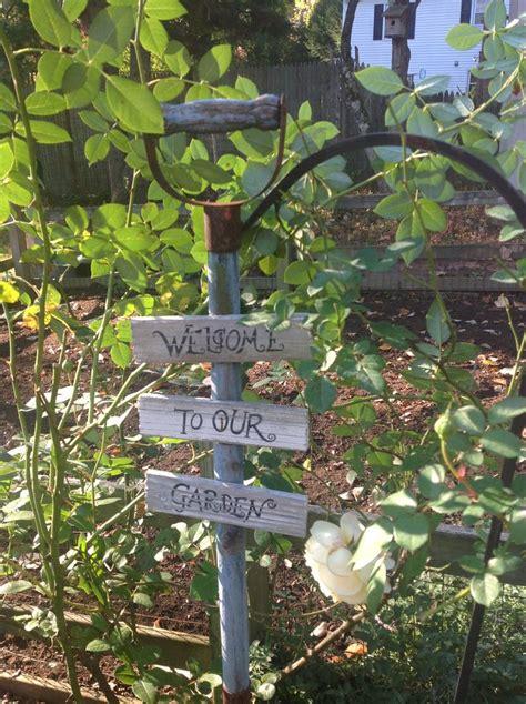 Welcome  Garden Art Ideas Pinterest
