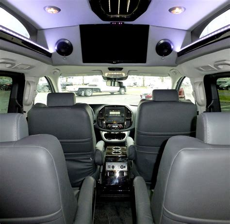 Mb Metris Awd by Mercedes Metris Conversion Dave Arbogast Depot