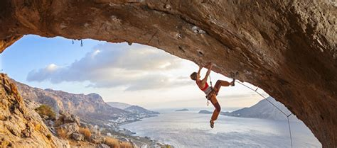 Climate Change The Dangers Rock Climbing Sparta