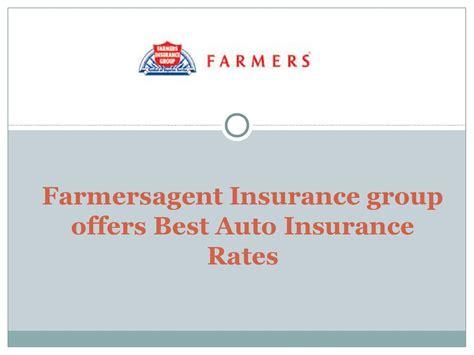 Salli javascript selaimen asetuksista ja päivitä sivu. Farmersagent Insurance group offers Best Auto Insurance ...
