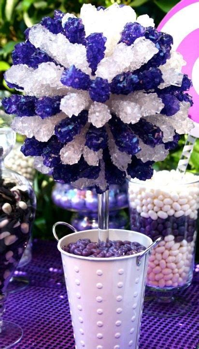 17 Best Images About Candy And Food Topiaries On Pinterest