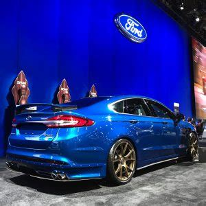 Fusion Sema by Ford Sema Fusion Sport Legacy Innovations