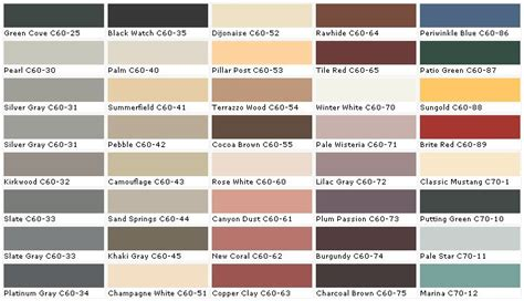 dark charcoal color pallete chip sle swatch