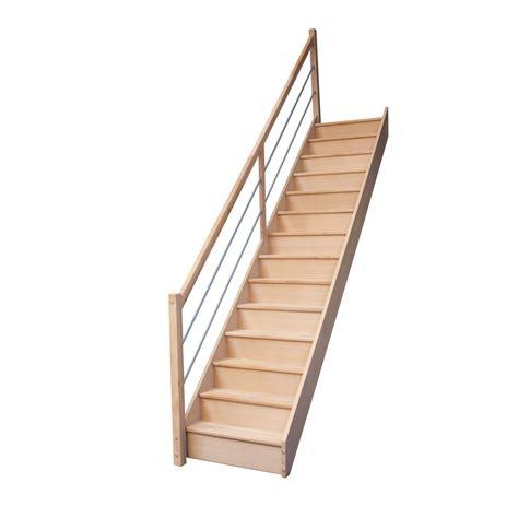 Leroy Merlin Escalier Escalier Droit Deva Structure Bois Marche Bois Leroy Merlin