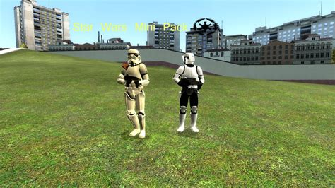 star wars mini pack garrys mod skin mods
