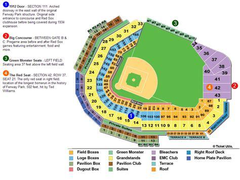 mlb ballpark seating charts ballparks  baseball