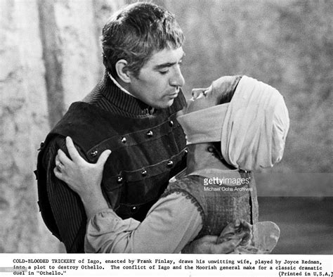 Frank Finlay And Joyce Redman In 'Othello' | Frank finlay ...