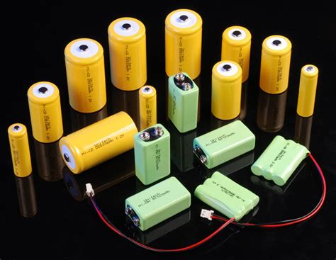 Battery Types Used In Portable And Solar Lighting