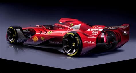 This Is Ferrari's Bold Vision For The Future Of Formula