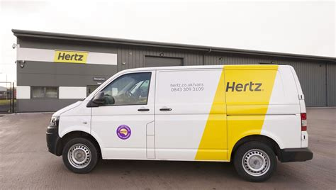 Hertz Launches Two New Van Supersites