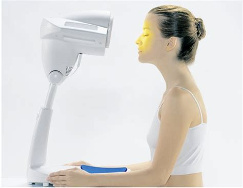 bioptron light therapy booklet seasonal affective disorder sad light therapy uk and