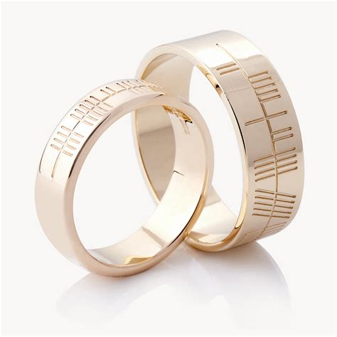 personalized wedding rings unique range announced