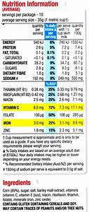 Corn Flakes Nutrition Facts Per 100g – Besto Blog