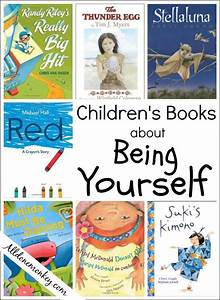 Children's Books about Being Yourself | Books, Class rules ...