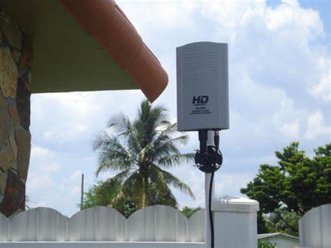 Outdoor HDTV Digital TV Antenna
