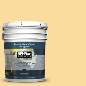 behr premium plus ultra 5 gal 360c 3 honey tone satin
