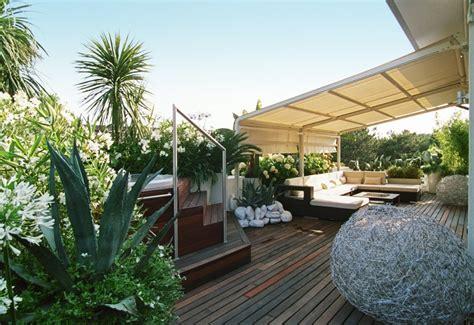 terrazzi di design progettare giardini e terrazze le pavimentazioni in legno