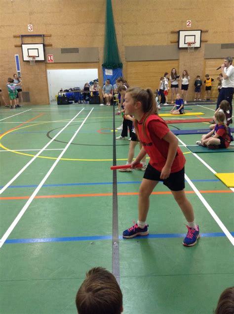 st andrews primary school sports
