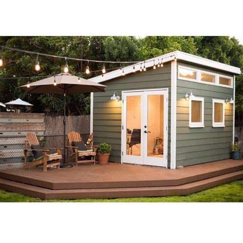 shed office designs office sheds shed renovation ideas popsugar home photo 9