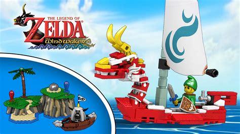 Sail Boat Zelda by Lego Ideas Product Ideas Legend Of Zelda King Of Red