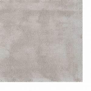 tapis moderne gris en laine et viscose With tapis laine moderne