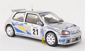 Voiture P : renault clio maxi miniature diac tour de corse 1995 p bugalski j p chiaroni ixo 1 43 ~ Gottalentnigeria.com Avis de Voitures