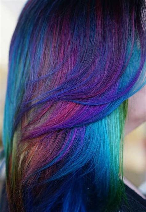 1558 Best Colorful Hair Images On Pinterest Colourful