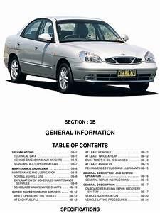 2002 daewoo nubira wiring diagram daewoo lacetti 1997 2005 service repair manual chevrolet lacetti  repair manual chevrolet lacetti