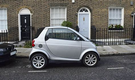 Small Cars Are Most Likely To Be Vandalised And These