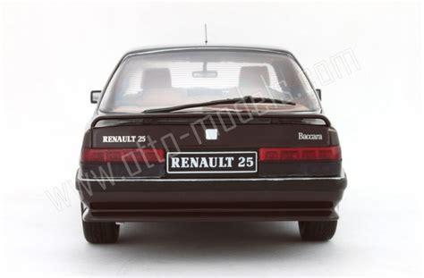 renault 25 baccara ot045 renault 25 baccara v6 2 5 litres turbo ottomobile