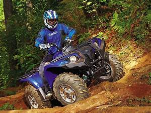 2011 Yamaha Grizzly 450 Eps Review