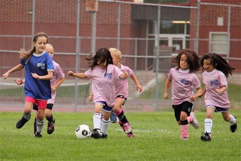 Springville U-8 Boys And U-8 Girls Soccer 2012. Photos By