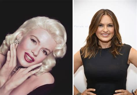 mariska hargitay  losing  mother jayne mansfield