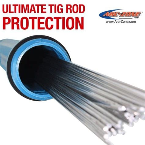 Ultimate Tig Rod Protection The Rod Guard Provides