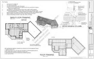 hillside cabin plans hillside house plans detail and design construction