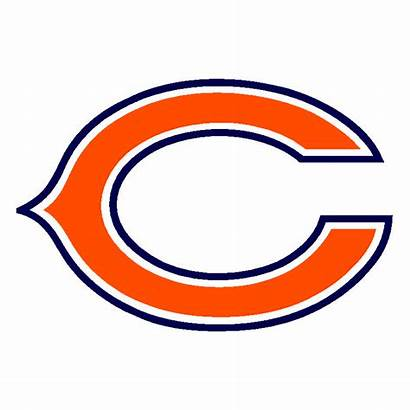 Bears Chicago Nfl Logos Clipart Chi Vector