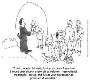 Pastor Church Cartoons Funny