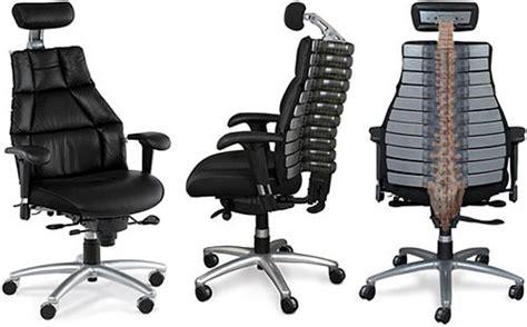 une chaise de bureau avec colonne vert 233 brale blogeek
