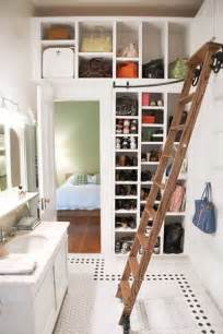 bathroom closet shelving ideas 33 storage ideas to organize your closet and decorate with handbags and purses