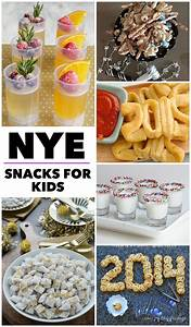 NEW YEAR'S EVE SNACKS FOR KIDS - Kids Activities