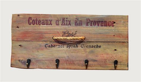 d馗o cuisine vintage accroche torchons cuisine bois vintage